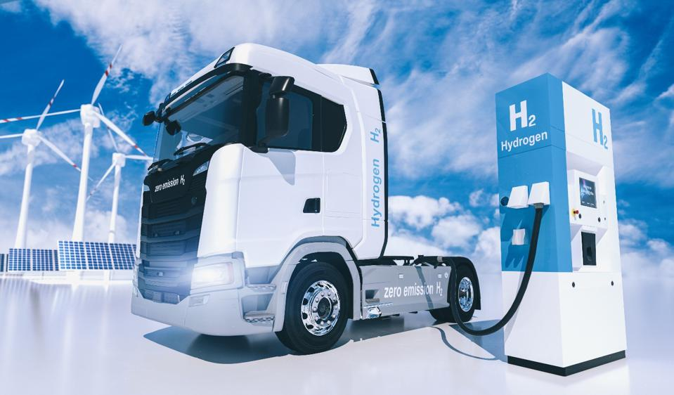 Once it's cost-effective, hydrogen is expected to impact freight, shipping, public transport, aviation and industry.