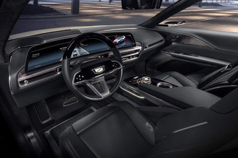 2023 Cadillac Lyriq EV