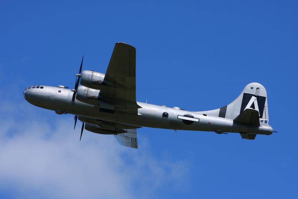 Flight of the B-29