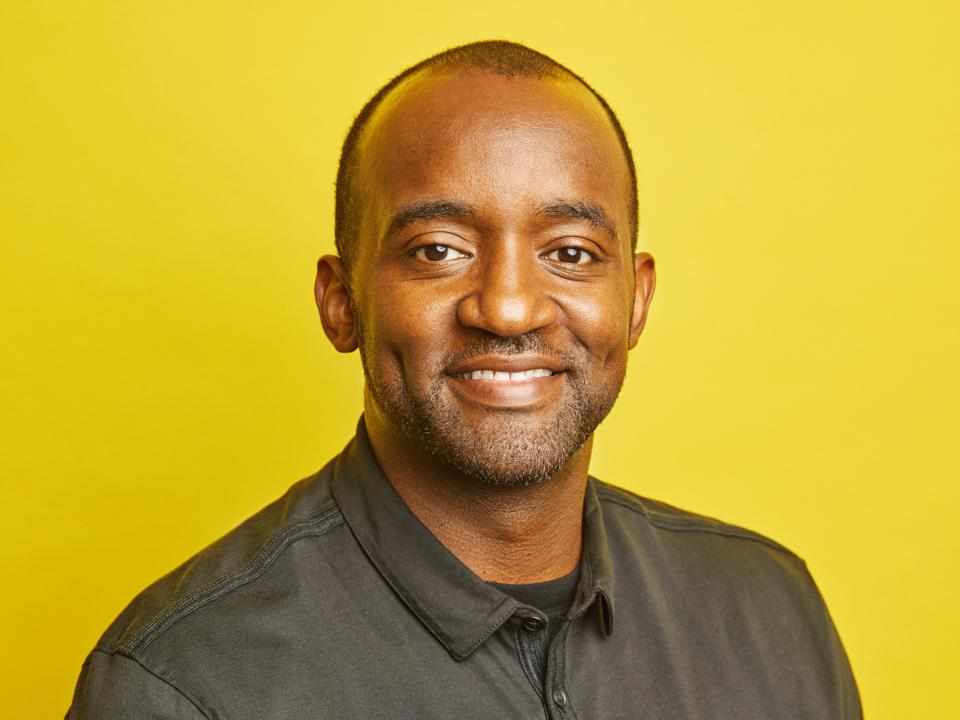Kenny Mitchell is Snap Inc.'s CMO.