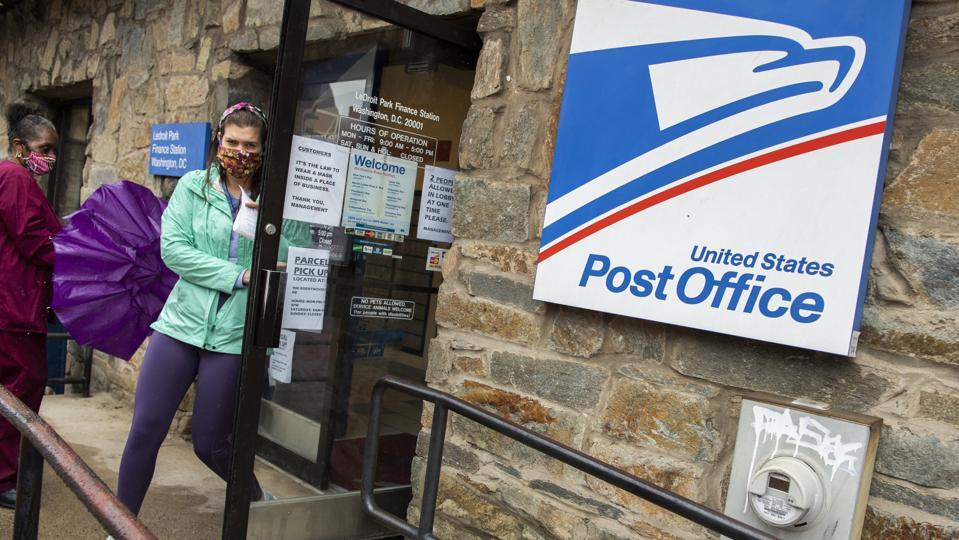 LeDroit Park Post Office