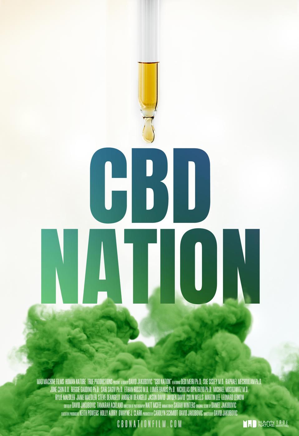 CBD Nation, medical cannabis, cannabis documentaries, Gravitas Ventures, cannabis science