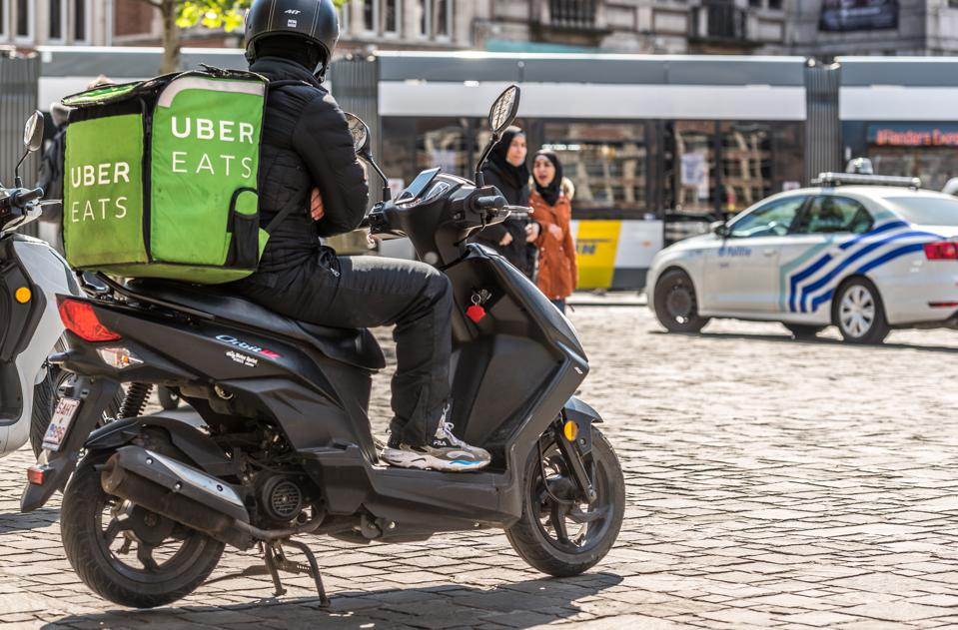 Uber Eats earnings
