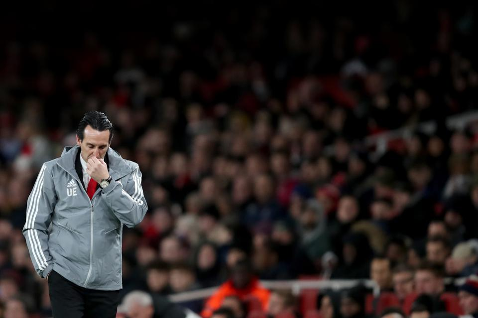 Arsenal FC v Eintracht Frankfurt: Group F - UEFA Europa League