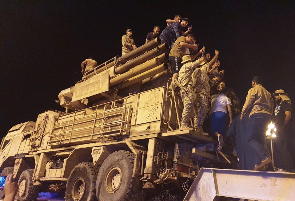 LIBYA-CONFLICT-RUSSIA