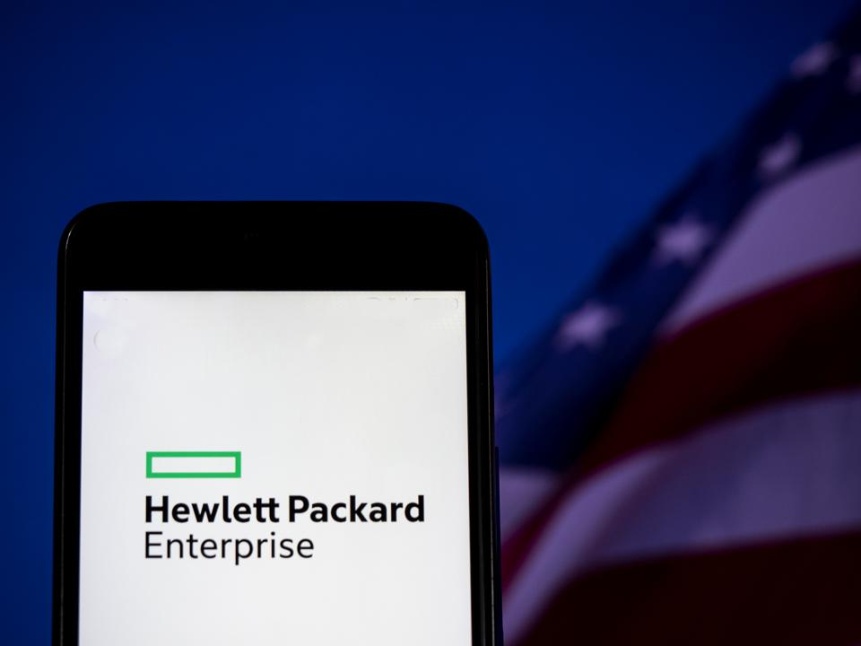 Hewlett Packard Enterprise Information technology company