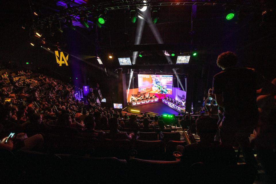 Overwatch League Los Angeles Valiant homestand