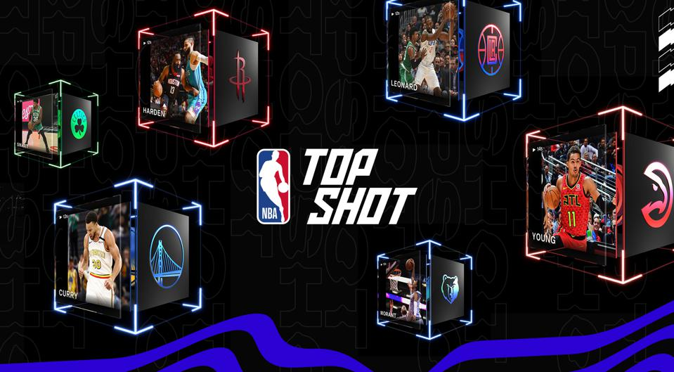 Top Shot NBA Digital Trading Cards