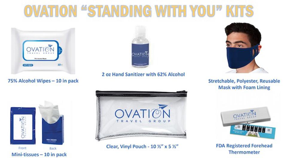 ″Standing With You″ kit
