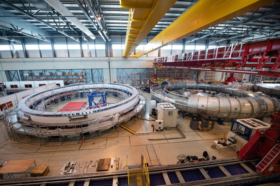 FRANCE-ENERGY-NUCLEAR-SCIENCE-RESEARCH-ITER-ENVIRONMENT