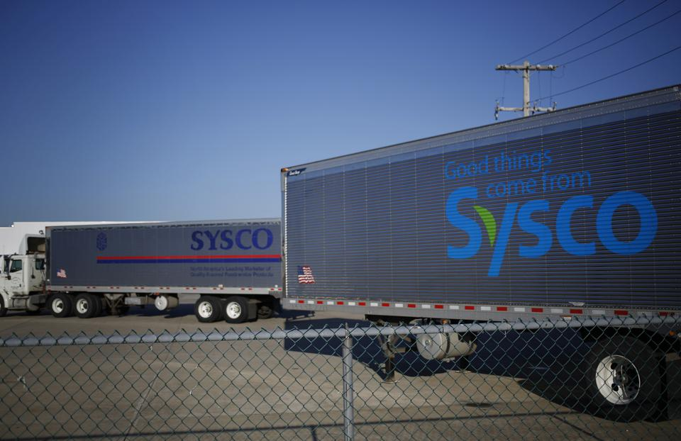 A Sysco Corp. Distribution Center Ahead Of Earnings Figures