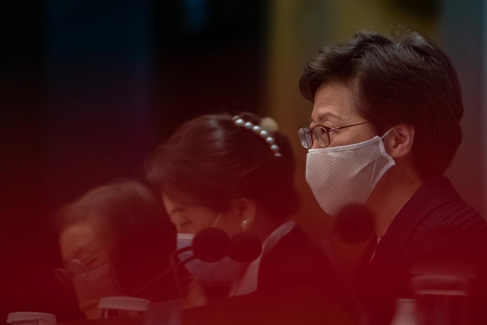 Hong Kong Postpones The Legislative Council Election Amid The Coronavirus Pandemic