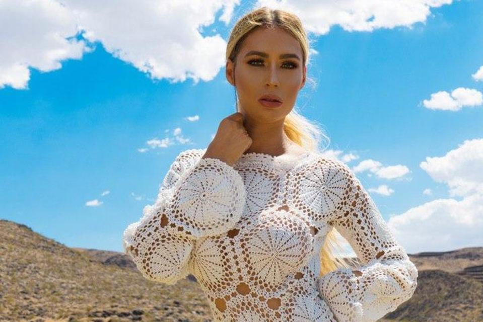 Celebrity Travel: Isabel Alysia
