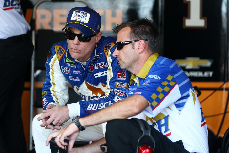 Kevin Harvick and Rodney Childers set the standard in NASCAR.