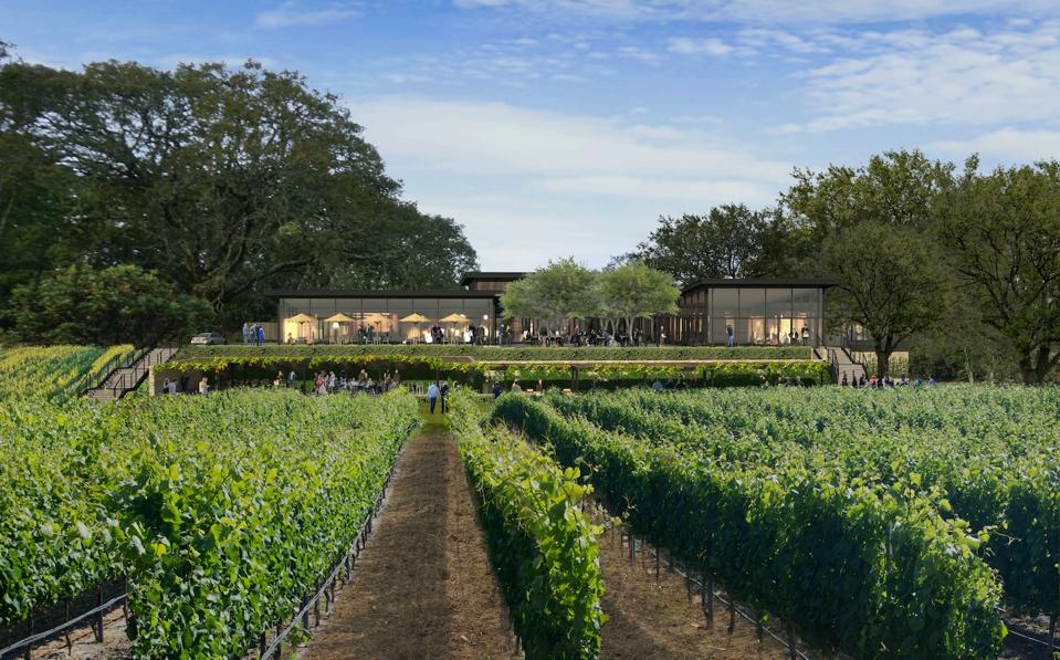 Montage Healdsburg will feature 130 bungalow-style guest rooms, as well as private luxury residences on 258 acres including 13 acres of planted vineyards. Currently under construction, it is scheduled to open in November.
