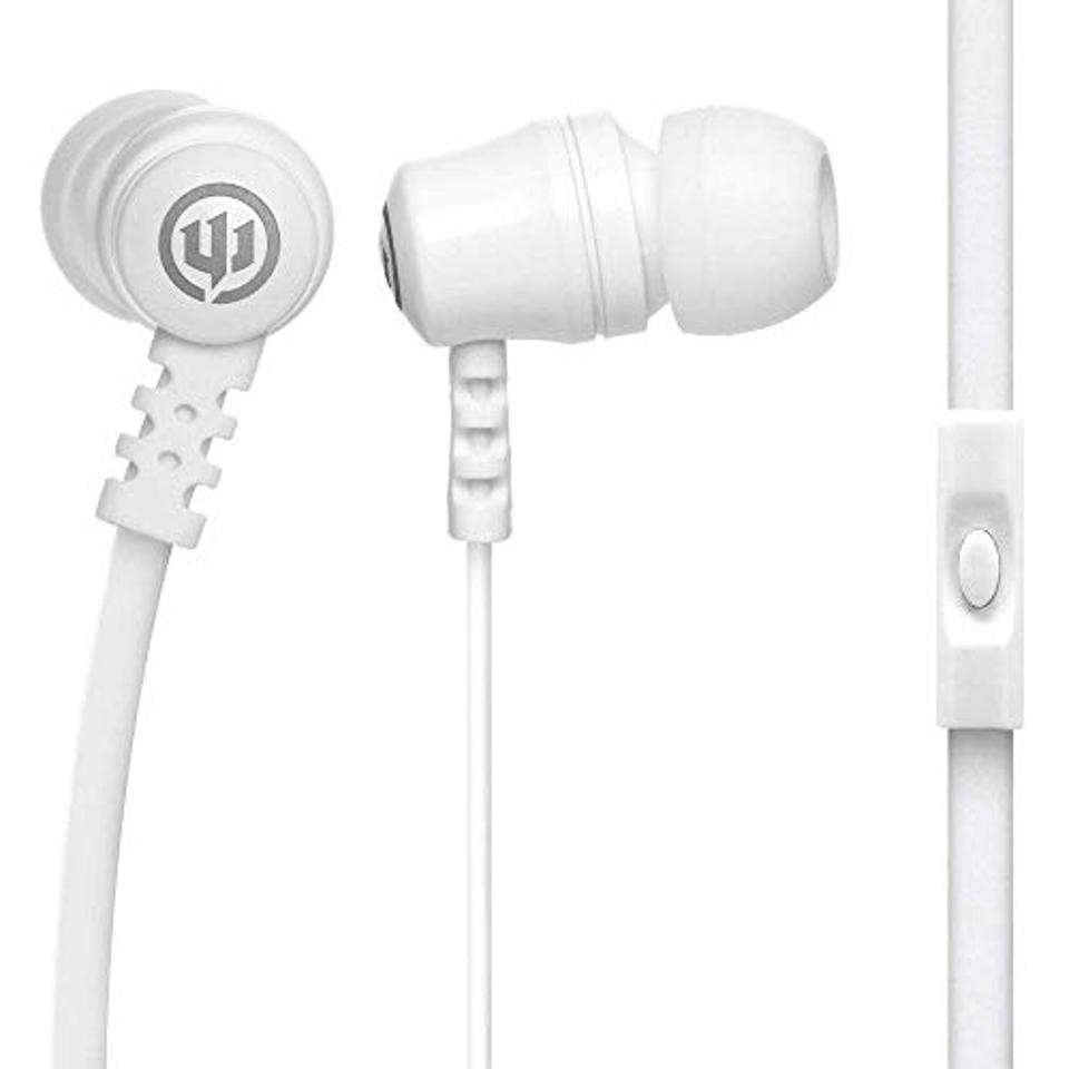 Wicked Audio Drive 1000cc Earbuds with Enhanced Bass