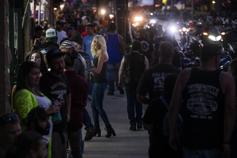 Annual Sturgis Motorcycle Rally To Be Held Amid Coronavirus Pandemic