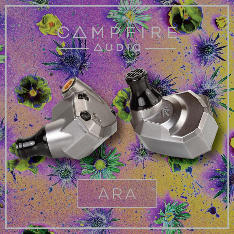 Boxshot of Campfire Audio Ara