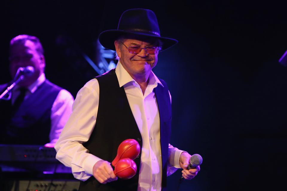 Micky Dolenz Performs At The Canyon Club