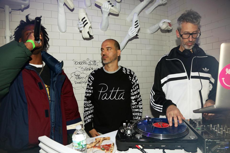 Adidas Super Star Experience With Joey Bada$$ And Bobbito