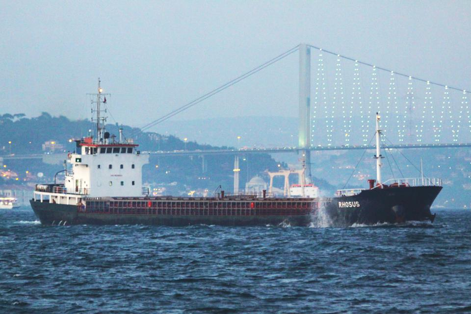 After the heavy explosion in Beirut: freighter Rhosus