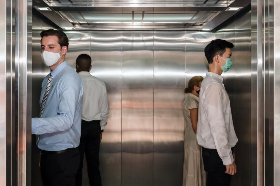 elevators COVID-19