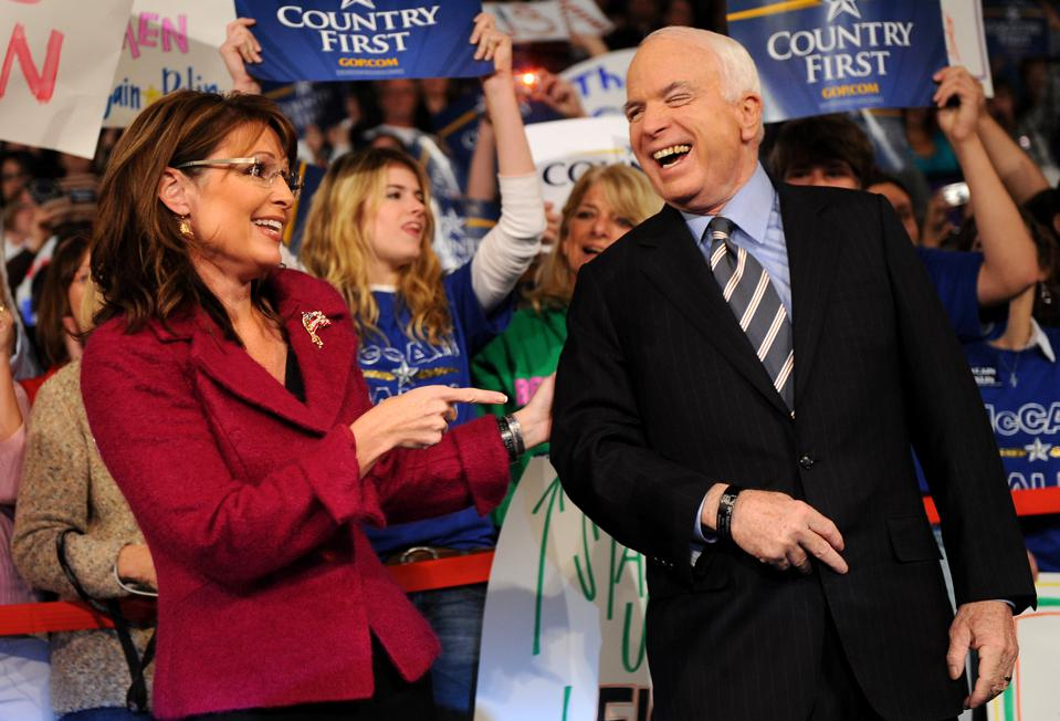 US-ELECTIONS-MCCAIN-CAMPAIGN
