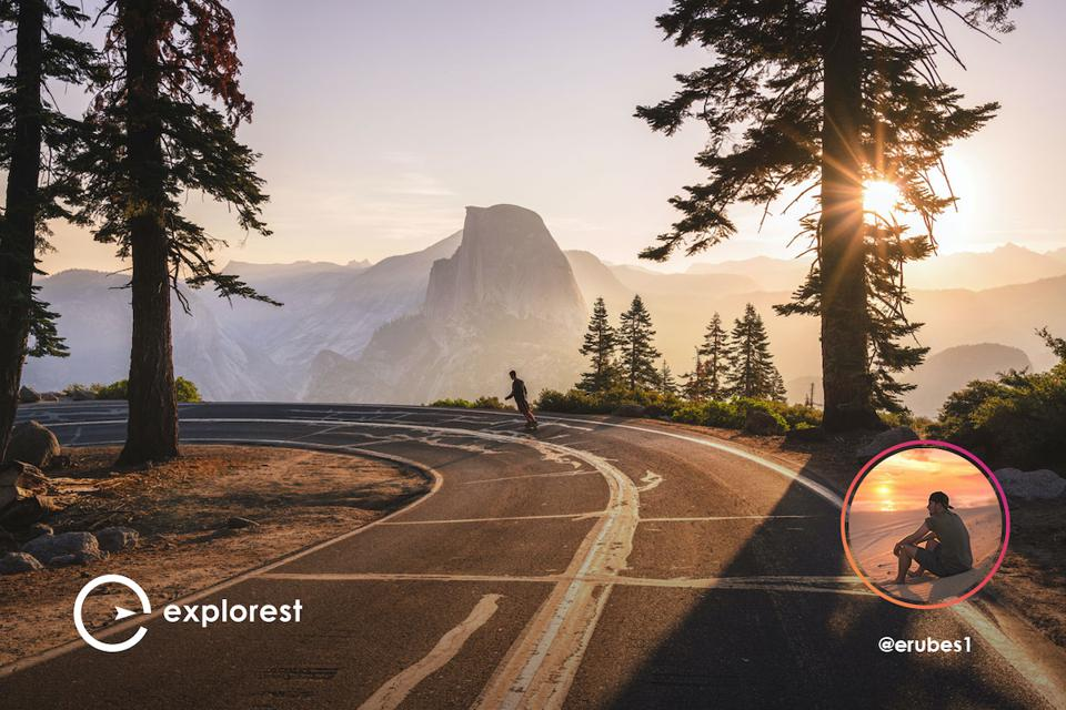 Explorest travel photography app world's best locations to photograph
