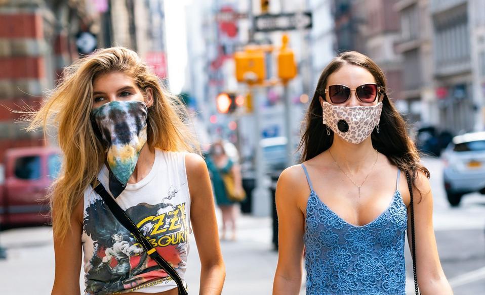 Face masks Covid-19 coronavirus