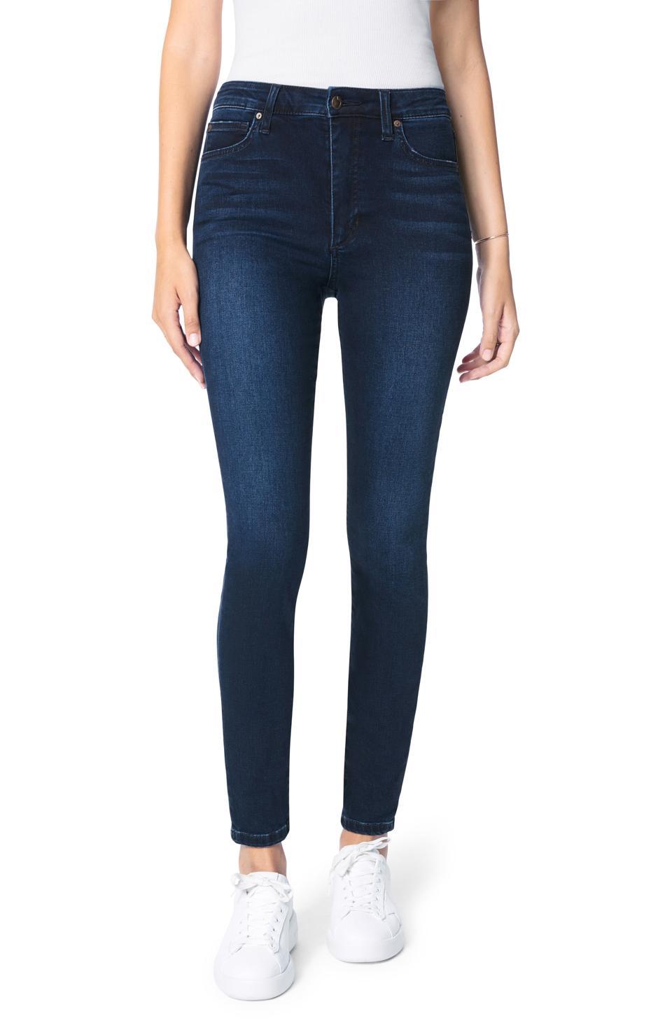 Joe's Charlie High Rise Skinny Jeans