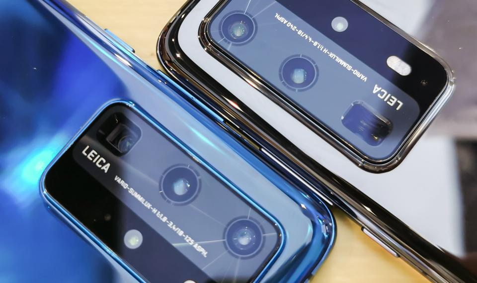 Huawei P40 Pro+ 5G Smartphone Goes On Sale In China