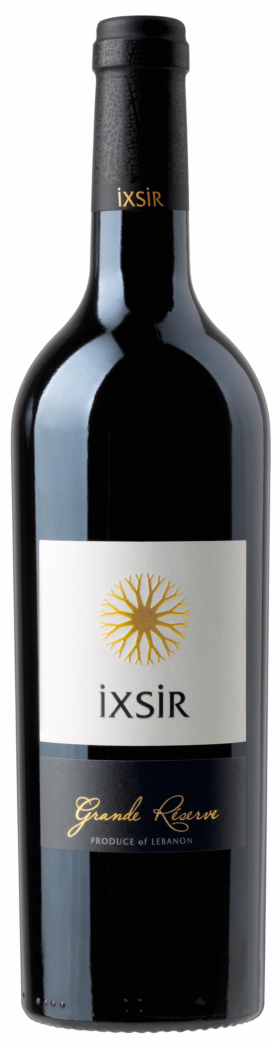 Grand Reserve wine from IXSIR