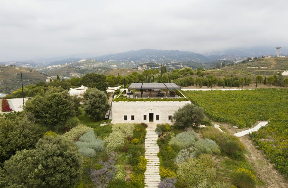 IXSIR winery, Lebanon