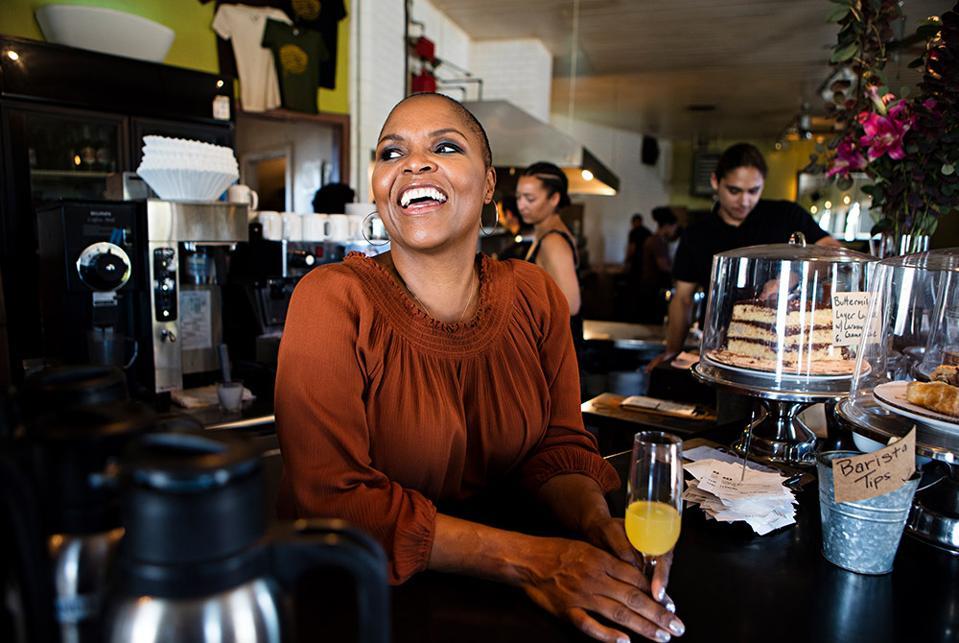 Tanya Holland, James Beard Award Chef Chair