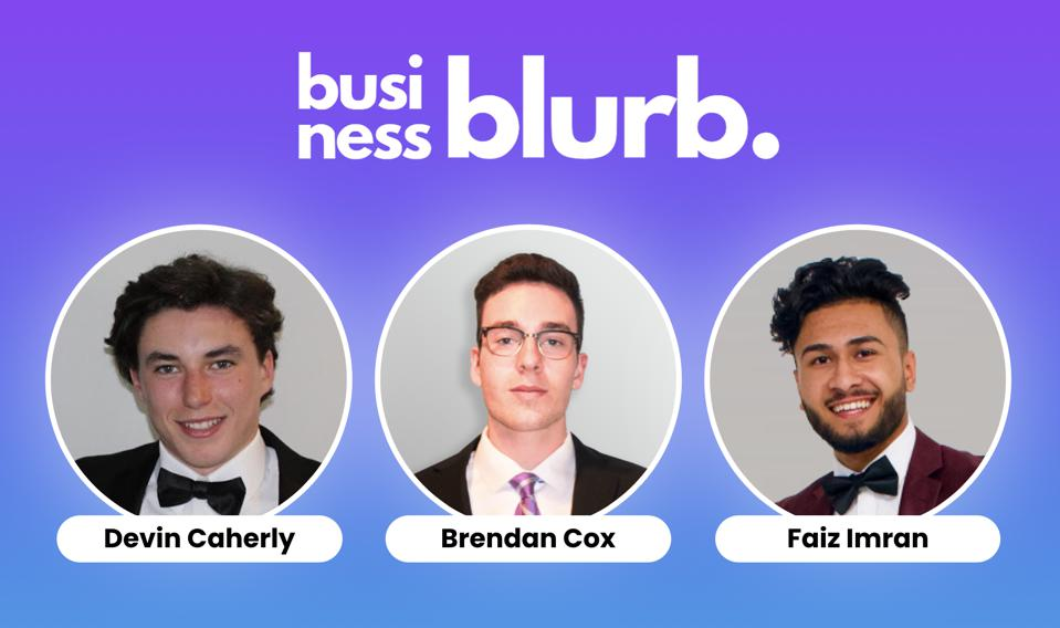 Business Blurb Founders