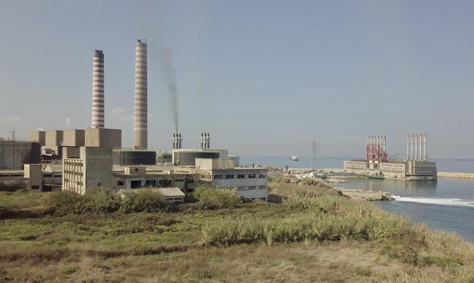 Lebanon's electric utility, cannot meet demand, so it must rely on foreign powerships.