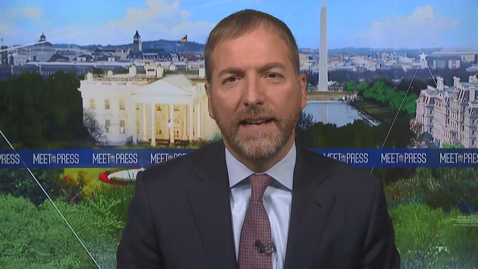 Chuck Todd of Meet the Press