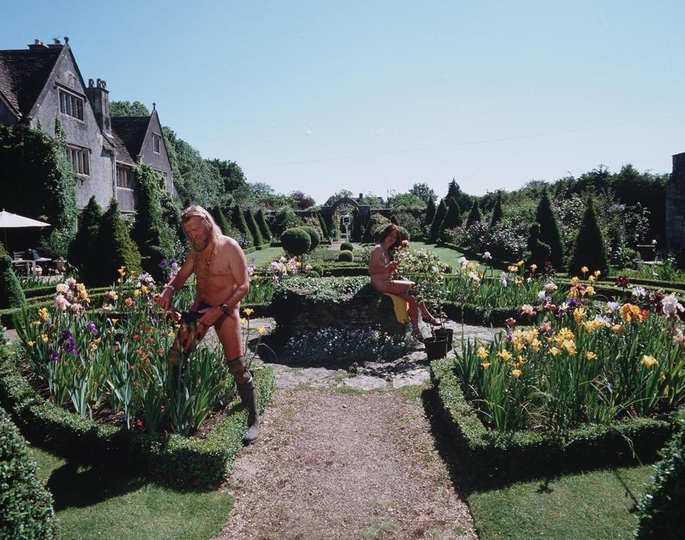 Naked Gardeners