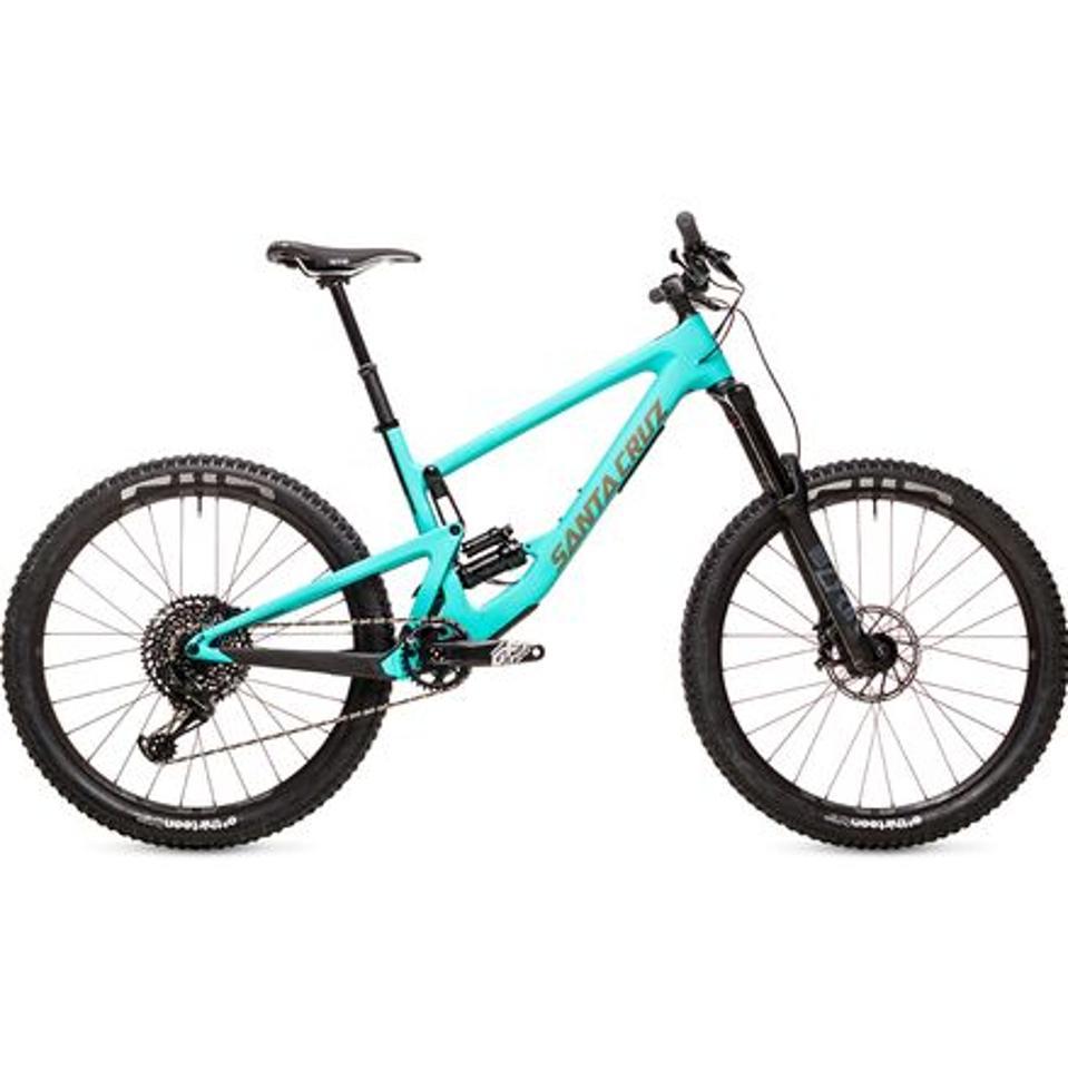 Santa Cruz Bicycles Bronson Carbon CC GX Eagle Mountain Bike