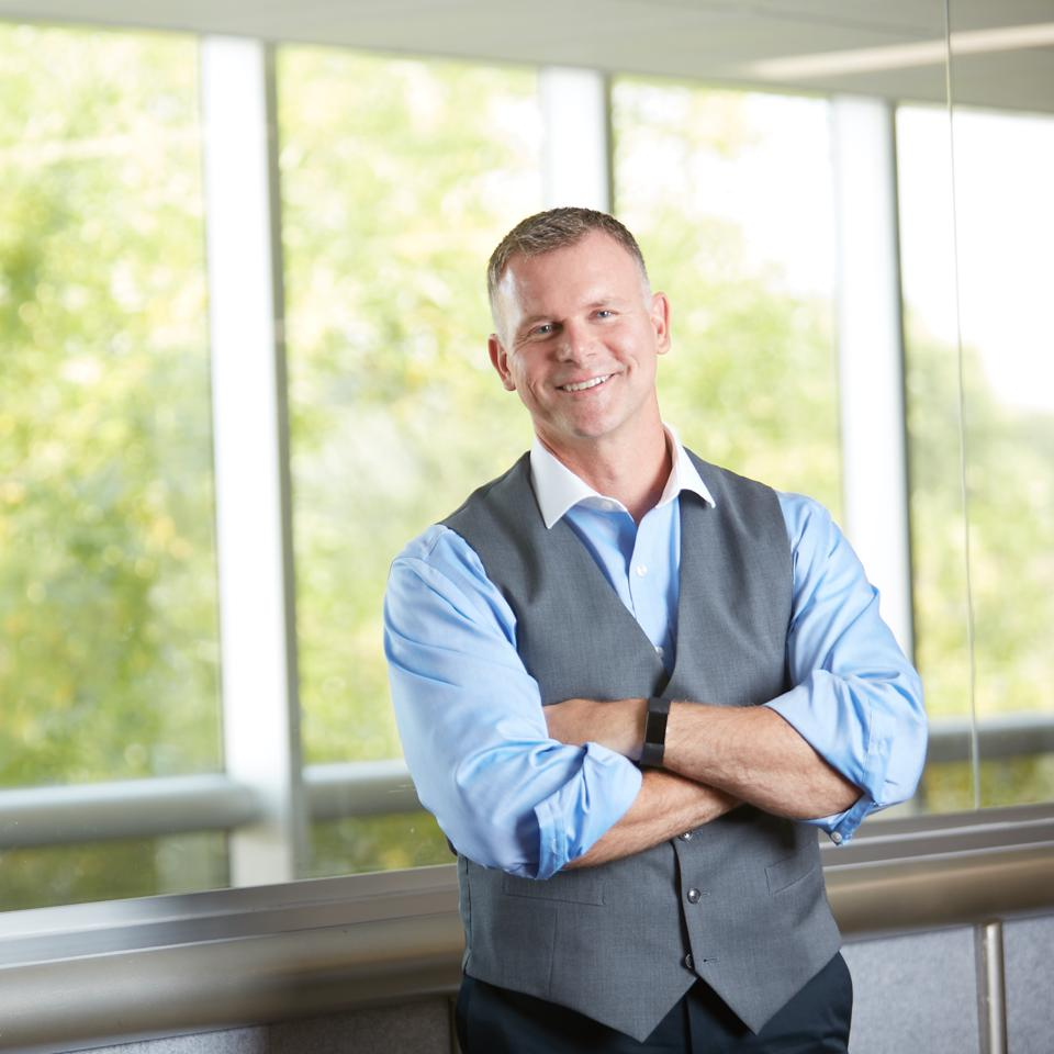 Tony Uttley, President, Honeywell Quantum Solutions