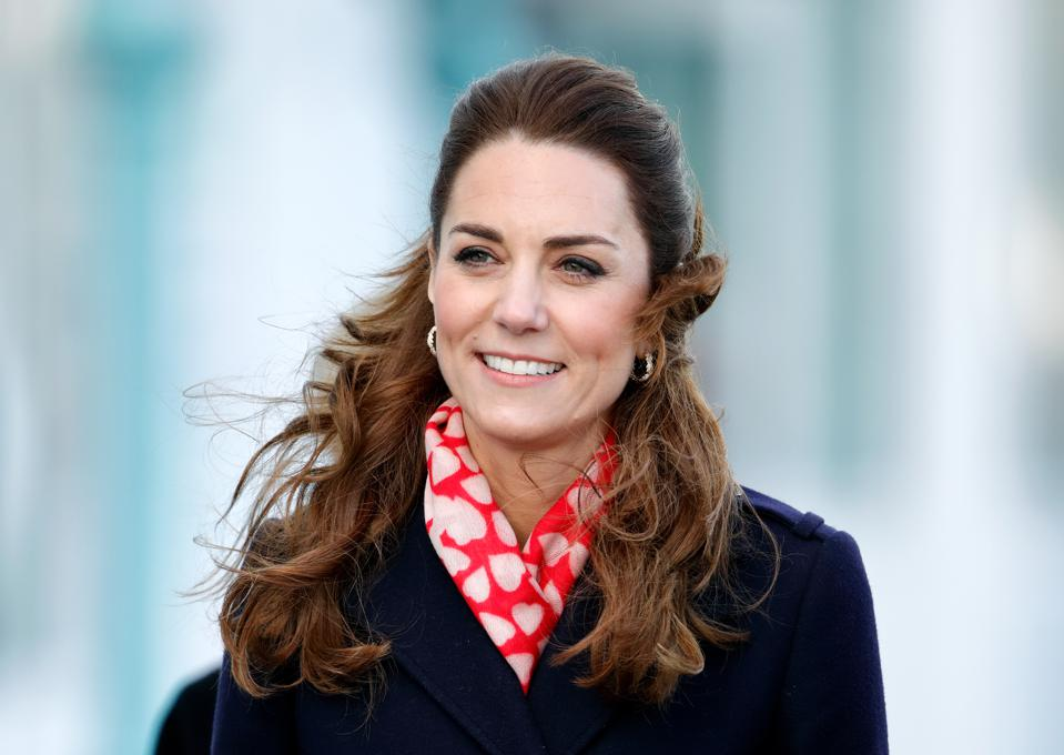 Celebrity Fashion: The Duke And Duchess Of Cambridge Seek the advice of with South Wales