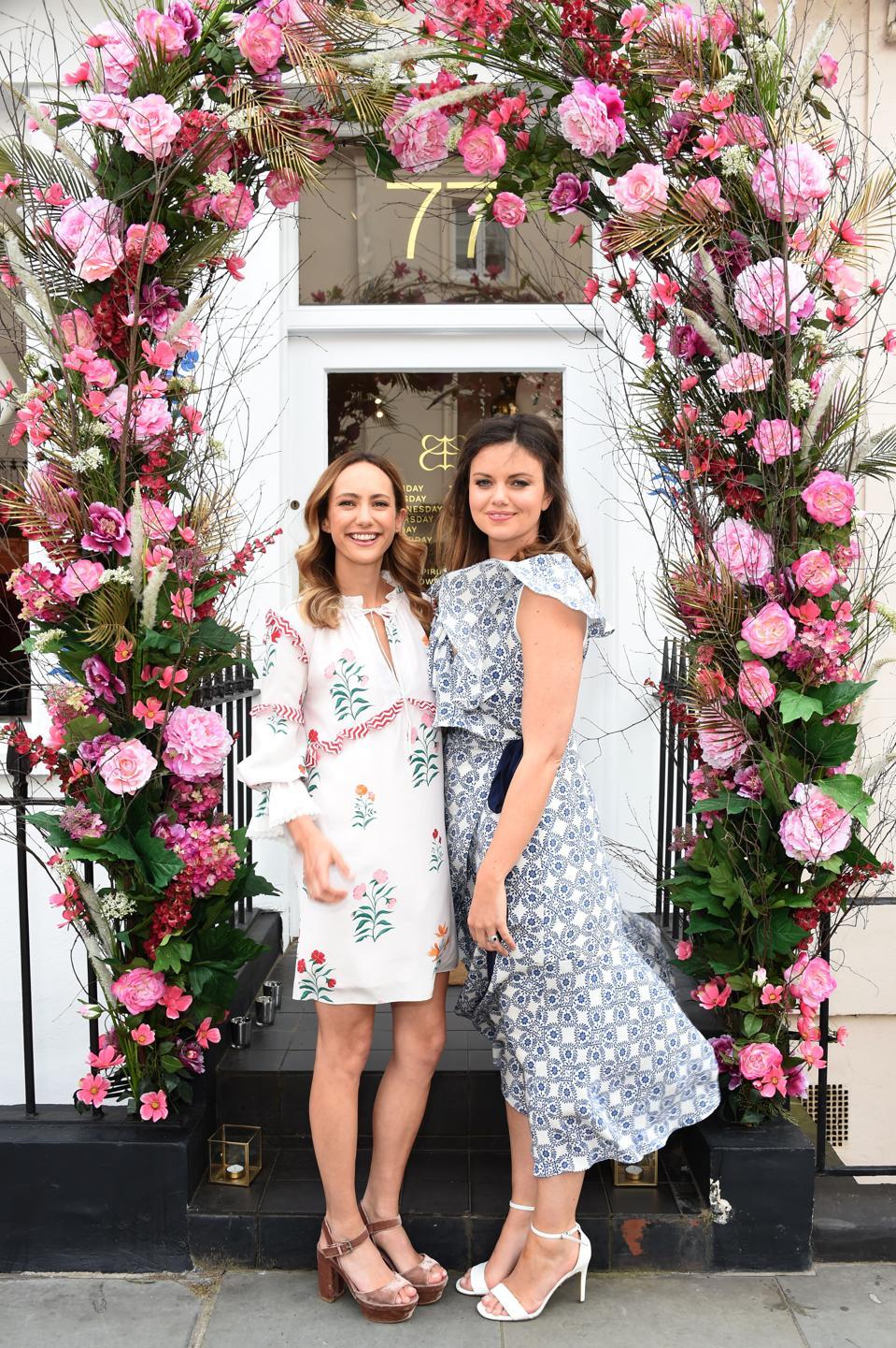 Celebrity Fashion: Beulah London Retailer Opening