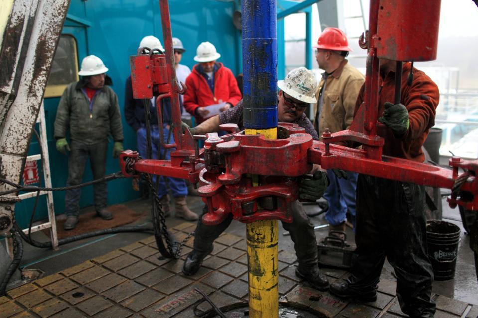 TX: Natural Gas Drilling