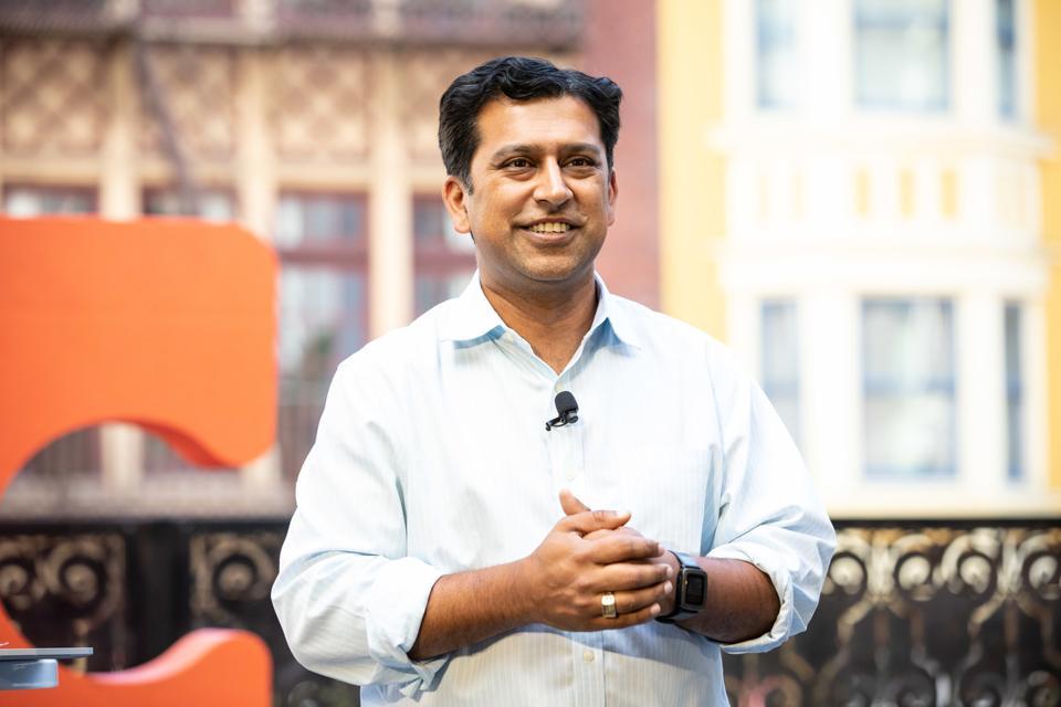 Coda co-founder and CEO Shishir Mehrotra