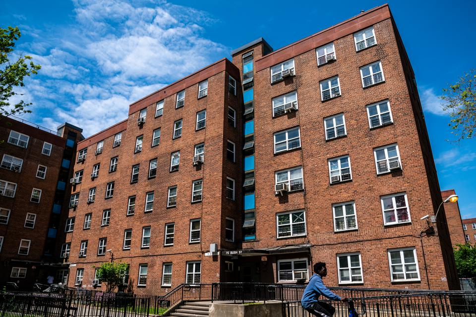 RED HOOK public housing