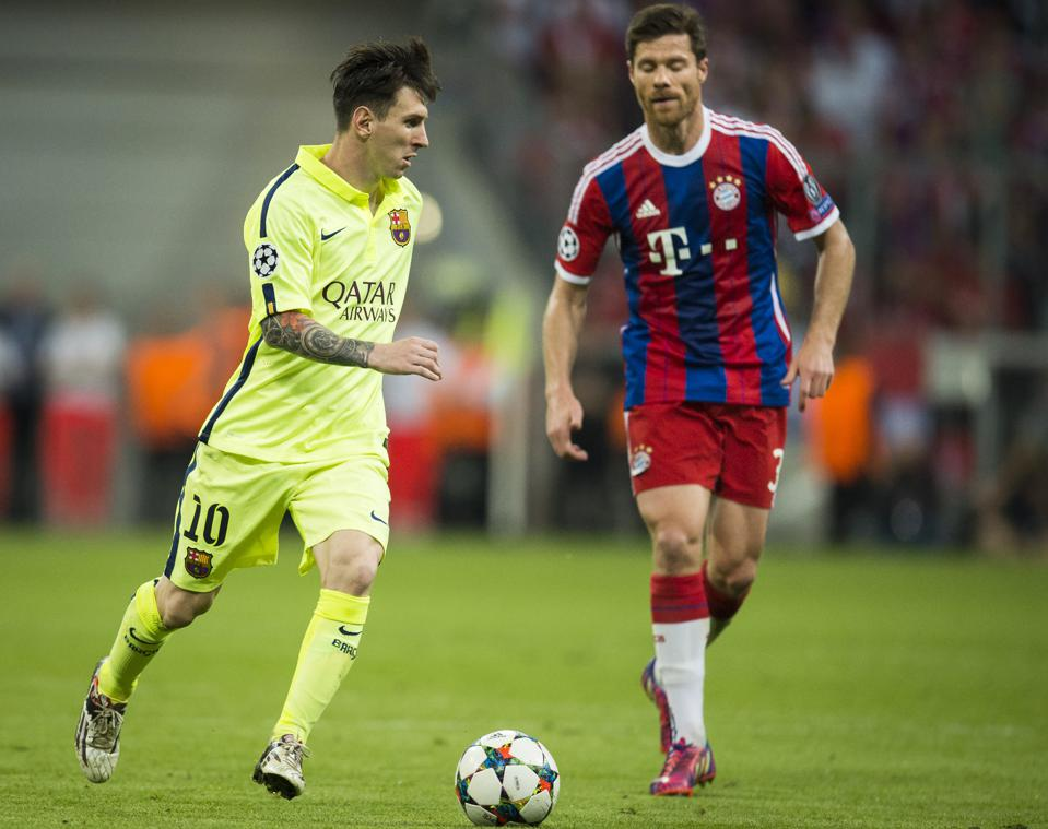 FC Barcelona have a plan to try and nullify Bayern Munich in the Champions League.
