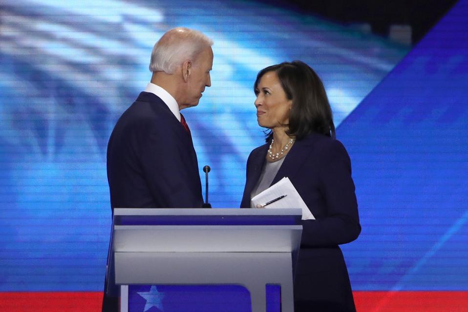 Democratic Presidential Candidates Participate In Third Debate In Houston