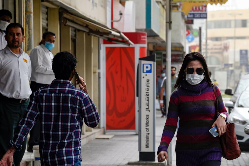 BAHRAIN-HEALTH-VIRUS