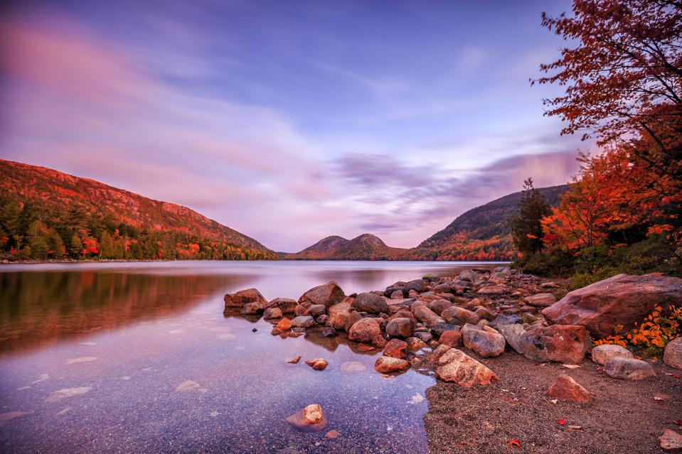 7 U.S. National Parks That Are Better In Fall (And Where To Stay ...