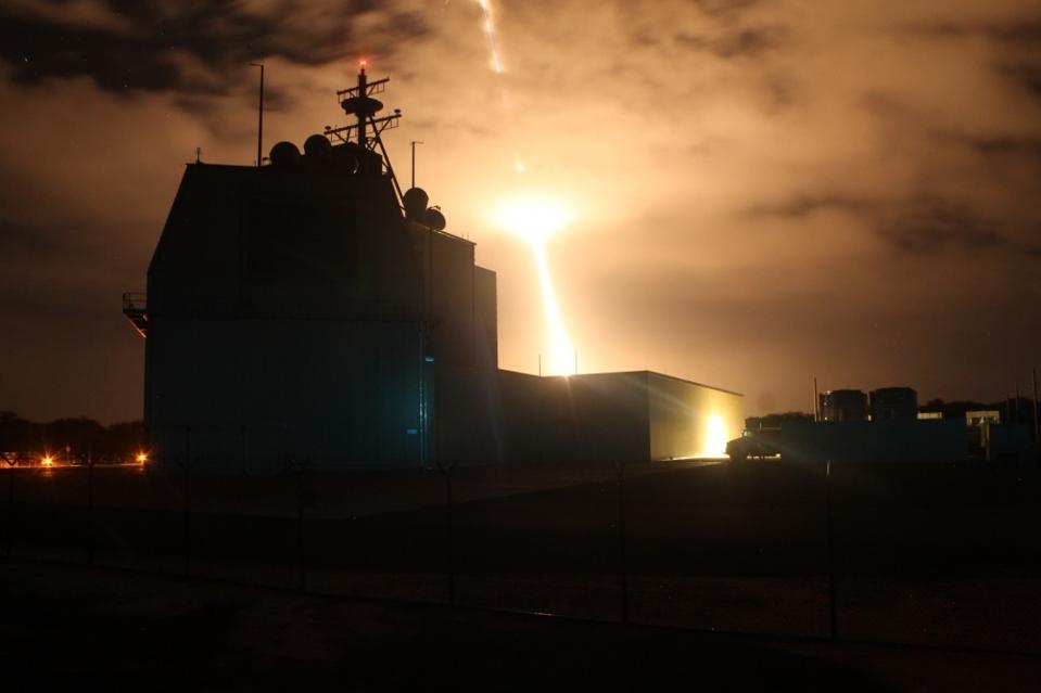 Hawaii, Aegis Ashore, missile launch